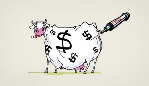 meat and antibiotics