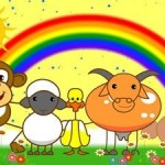 How Showing Animal Nursery Rhymes to Kids & Feeding Them Meat Breeds Speciesism
