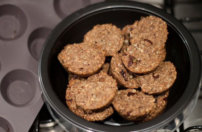 vegan granola bar recipe