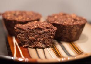 vegan plum bars dessert
