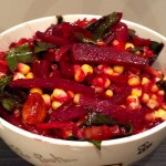 Big Beetroot & Vegetable Stir Fry