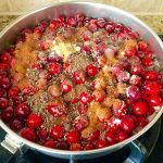 Spiced Cranberry Sauce: In 5 Easy Steps!
