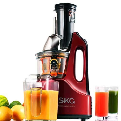 SKG-Wide-Chute juicer