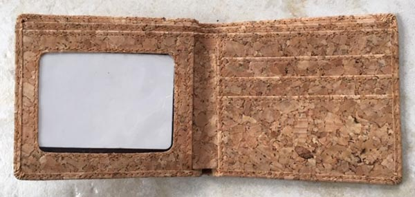vegan cork-wallet