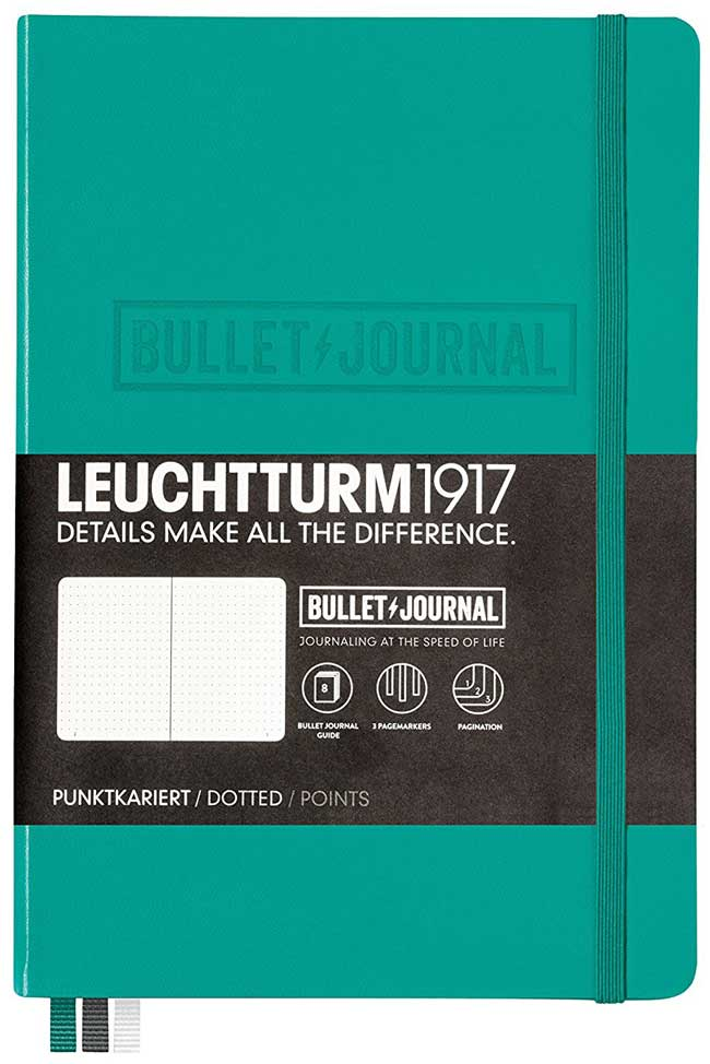 Leuchtturn1917 non leather journal