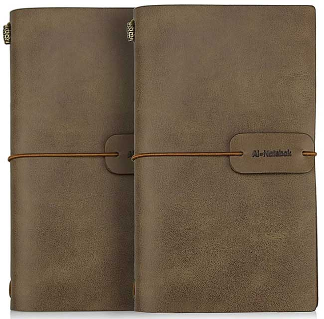Travelers-Refillable-Notebook