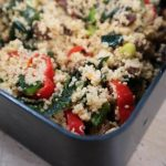 No-Fuss Couscous Lunch!