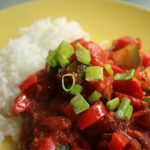 Vegan Chili Recipe: Kidney Bean & Vegetables