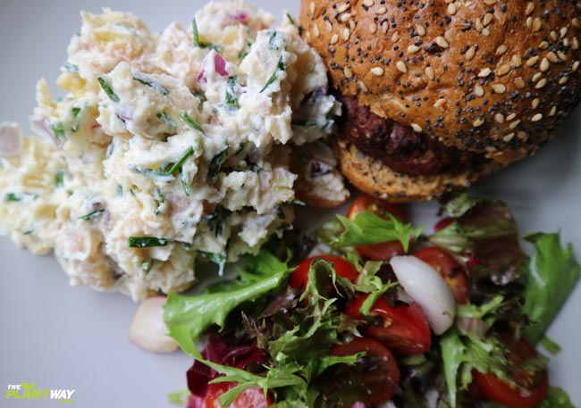 plant-based-potato-salad-recipes