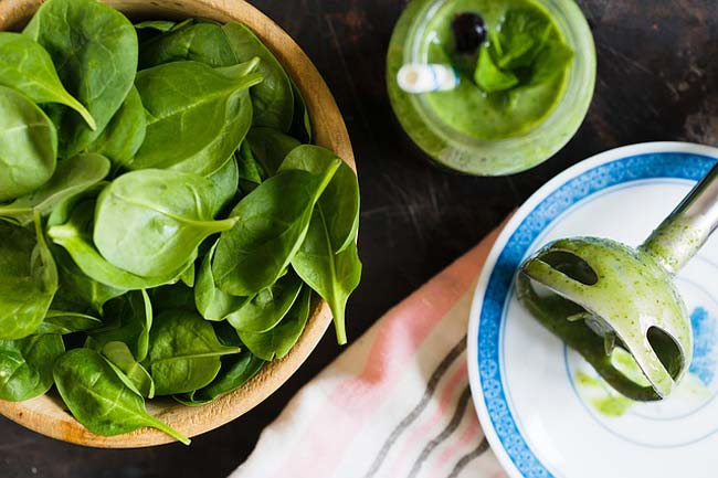 spinach-high-protein-vegetables