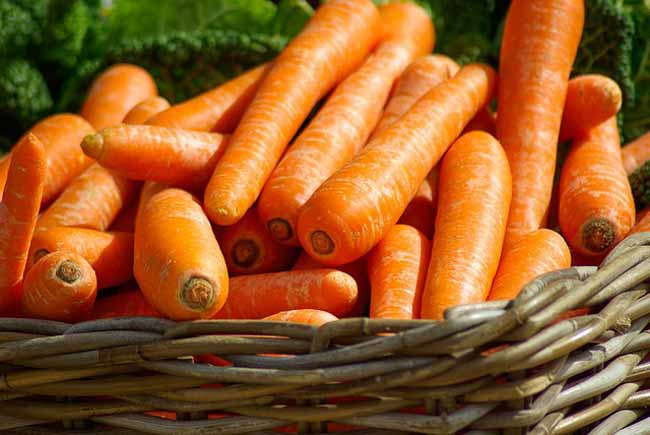 carrots-beta-carotene