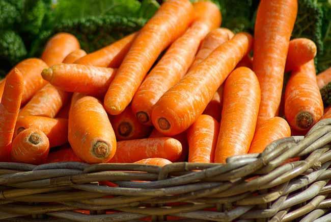 carrots-beta-carotene