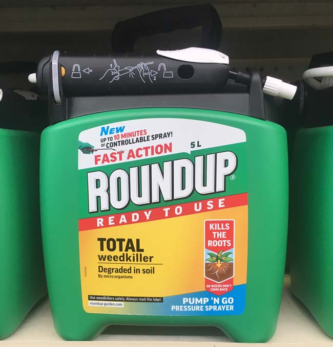 is-glypsophate-safe-roundup