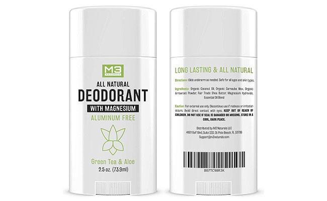 M3-deodorant
