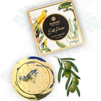 Earth Paradise GUNAS vegan soap