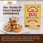 20 Best Vegan Egg Alternatives for Eggless Baking & Cooking